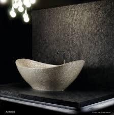 bathroom sink trough sink with 2 faucets lav faucet trough sink