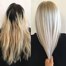 Frisuren Lange Haare Vorher Nachher by 19 Besten Olaplex Bilder Auf Frisuren Haarfarbe Und