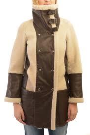 dondup shearling jacket curated designer resale u2013 mine u0026 yours