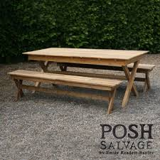 Reclaimed Teak Picnic Table And Bench Set SOLD Reclaimed Teak - Reclaimed teak dining table and chairs
