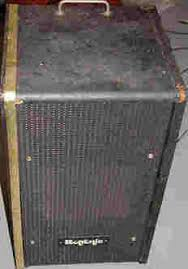 10 Guitar Speaker Cabinet Inside The Fender Vibratone