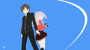 charlotte anime wallpaper tag download hd wallpaperhd