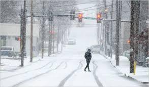 winter creates havoc the new york times