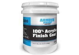 acrylic coatings armour proof coatings elastomeric roof coatings