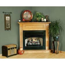 vintage fake fireplace logs faux modest design vintage fake
