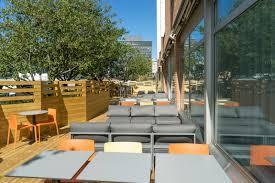 outdoor terrace scandic hotels
