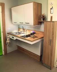 plan de travail pliable cuisine confortable plan de travail cuisine pliable best table escamotable