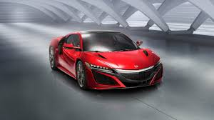 hybrid sports cars the honda nsx sports car honda australia