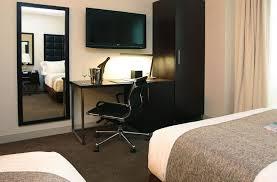 Modern Hospitality Boutique Interior Design Distrikt Hotel New - Bedroom furniture nyc