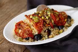 roasted tomato quinoa salad laura lea balanced