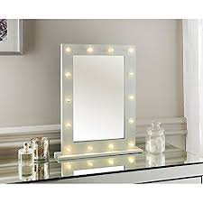 light up makeup table light up dressing table hollywood mirror led bulbs make up vanity