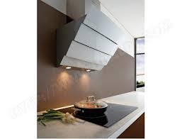 hotte aspirante verticale cuisine silverline city 60 blanche pas cher hotte decorative murale