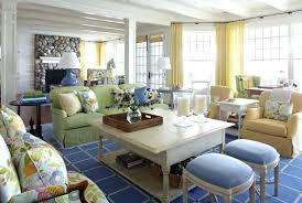 Cottage Home Interiors Decoration Colorful Home Interiors