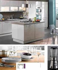 cuisine conforama catalogue com decoration cuisine grise et avec équipée conforama