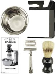 Old Fashioned Shave Kit Wahl Traditional Barbers Classic Shave Set Walmart Canada