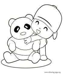 panda bear coloring pages getcoloringpages
