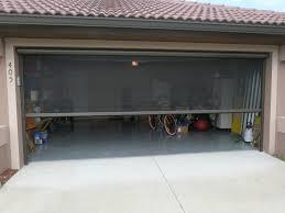 magic mesh garage door garage door encouragingwords garage screen door price bi
