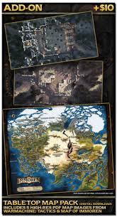 World At War Map Packs by Warmachine Tactics By Privateer Press Interactive U2014 Kickstarter