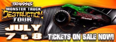 rockin u0027 ribfest u0026 monster truck destruction tour buy tickets