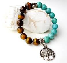 turquoise coloured necklace images Handmade jewelry big skies jewellery jpg