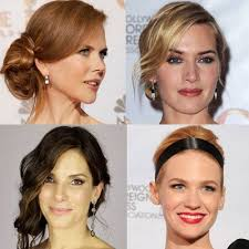 hairstyles golden globes 2010 golden globes hair celebrity hairstyles popsugar beauty uk