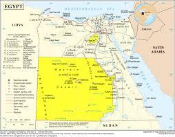 Desert Map Libyan Desert Map My Blog
