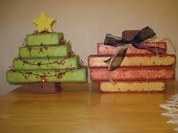 wooden christmas crafts make home art decor 21083