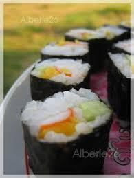 cuisiner sushi sushi maki omelette sans algue nutella mangue makis sucrés