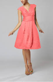 coral bridesmaid dress with sleeves hairstyle foк women u0026 man