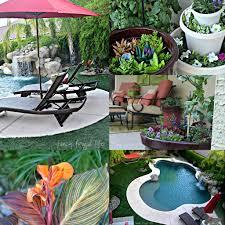 arizona backyard tour by lina fancy frugal life fancy frugal