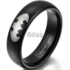 batman wedding ring wedding batman wedding rings ring sets his and hers for women