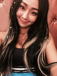 hyorin put on long hair hyorin sistar sistar pinterest idol kpop and korea