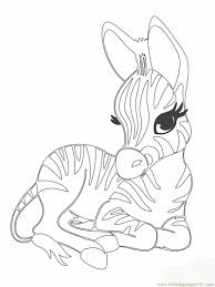 giraffe picture to coloring pages 8 cute zebra coloring pages