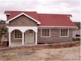 Modern Houses Plans Simple Modern House Plans In Kenya Modern Bungalow House Plans In