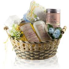 new gift baskets new spa gift basket idea home spa gift to per