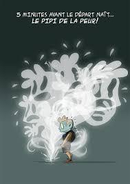 le pipi de la peur des bosses et des bulles