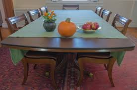 Table Protector Pads by Table Pad Protectors For Dining Room Tables
