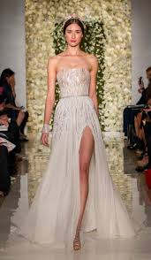 wedding day dresses reem acra i m a sensation wedding dress of the day