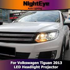 volkswagen xenon nighteye vw tiguan headlights 2013 new tiguan led headlight led