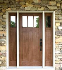 Wood Exterior Door Types Of Exterior Doors Am Doors Types Of Front Entry Doors Fin