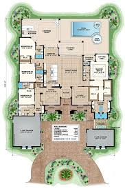 mediterranean style house plan 4 beds 4 50 baths 7107 sq ft plan mediterranean style house plan 4 beds 4 50 baths 7107 sq ft plan 27