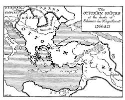 Map Of Constantinople 33 4 The Ottoman Turks And Constantinople U2014 The Outline Of History