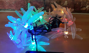Solar Powered Fairy Lights Review by Magiclux Tech Outside Fairy Lights Review Wechecktech