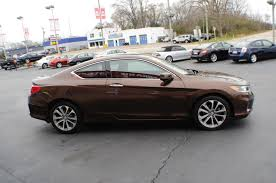 honda used cars sale 2013 honda accord brown coupe used car sale