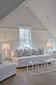 Interior Shiplap White Shiplap Interior Wall Which Paint Finish