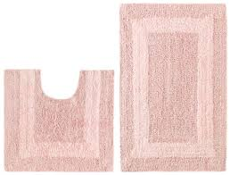 Pink Bathroom Rugs Pretentious Light Pink Bath Rugs Reversible Rugs Inspiring