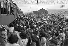 a brief history of heart mountain relocation center wyohistory org