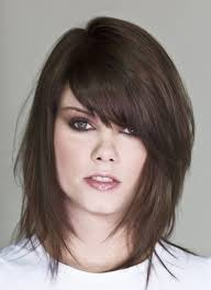 nice hairstyle for short medium hair with one hair band shoulder length layered hairstyles medium length hairs hair