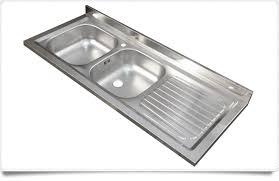 lavello cucina acciaio inox lavello cucina appoggio idee di design per la casa rustify us