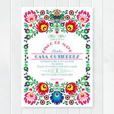 theme invitations cinco de mayo invitation